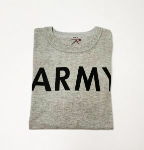 Rothco ARMY Tシャツ
